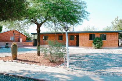 Tucson Single Family Home For Sale: 5417 E Hawthorne Street
