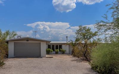 Tucson Single Family Home For Sale: 2521 W Rapallo Way