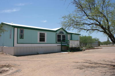 Manufactured Home For Sale: 17415 W Oatman Road