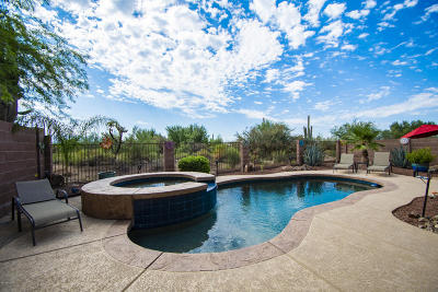 Marana Single Family Home For Sale: 12714 N New Reflection Drive