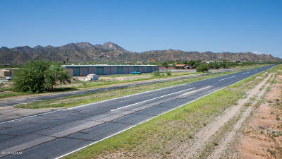 La Cholla Airpark Residential Lots & Land For Sale: 1801 W Cessna Way #37