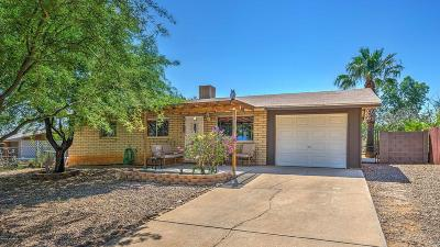 Tucson Single Family Home Active Contingent: 15909 N Capstan Avenue