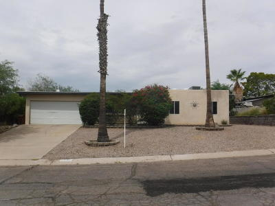 Tucson Single Family Home For Sale: 7533 N Shirley Lane