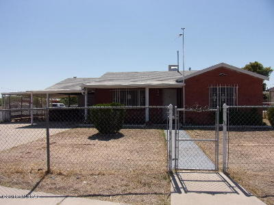 Tucson Single Family Home For Sale: 2111 N Euclid Avenue
