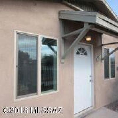 Tucson Residential Income For Sale: 50 W 32nd Street