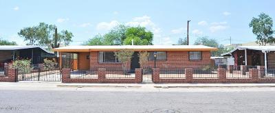 Tucson Single Family Home Active Contingent: 3825 N Balboa Avenue