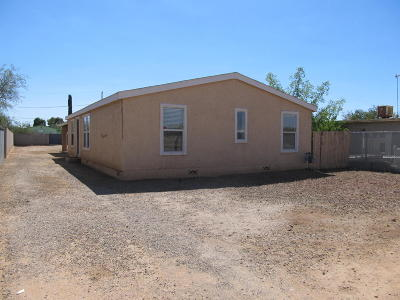 Pima County Manufactured Home For Sale: 1414 E 27th Street