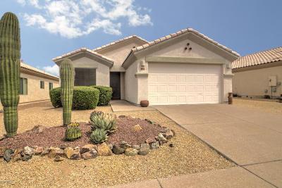 Green Valley Single Family Home For Sale: 2571 S Rita Vista Drive