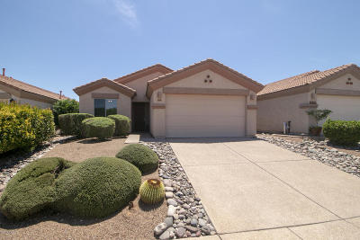 Green Valley Single Family Home For Sale: 519 W Royal Troon Place
