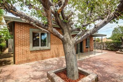 Tucson Single Family Home For Sale: 455 E 35th Street