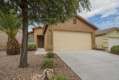 Green Valley Single Family Home Active Contingent: 698 W Firehawk Drive