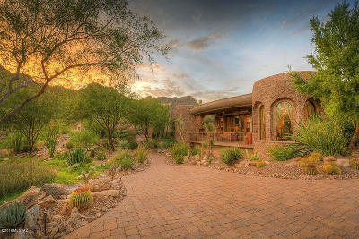 Marana AZ Single Family Home For Sale: $2,950,000