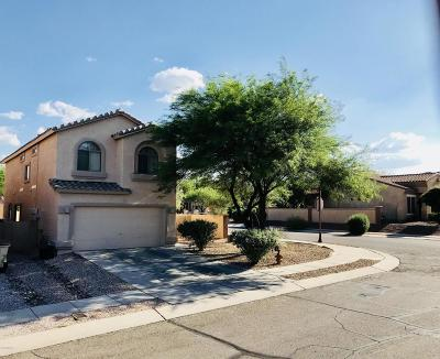 Sahuarita Single Family Home Active Contingent: 334 E Camino Rancho Cielo