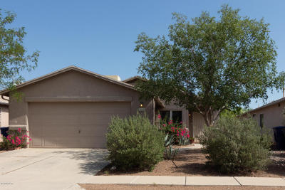 Tucson Single Family Home For Sale: 3558 W Trevor Drive