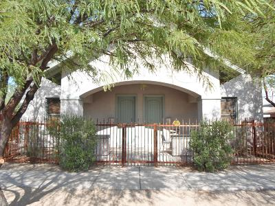 Tucson Residential Income For Sale: 522 N 2nd Avenue
