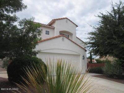 Rio Rico Single Family Home For Sale: 374 Sorrento Court