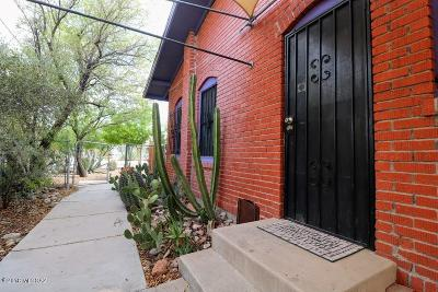 Tucson Single Family Home For Sale: 422 E 19th Street