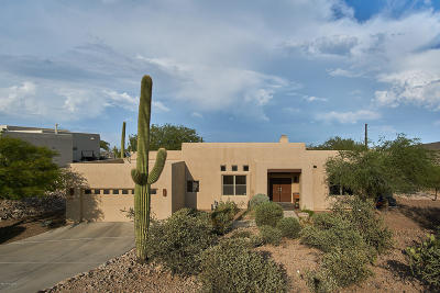 Tucson Single Family Home For Sale: 2959 W Salvia Drive