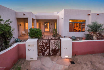 Oro Valley Single Family Home Active Contingent: 961 E Linda Vista Boulevard