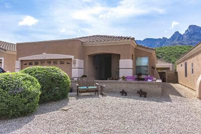 Oro Valley Single Family Home For Sale: 2270 E Stone Stable Drive