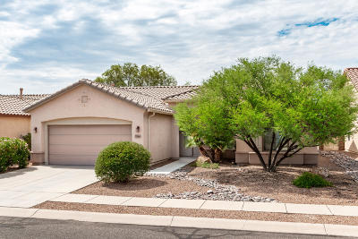 Tucson Single Family Home For Sale: 7546 W Wandering Coyote Drive