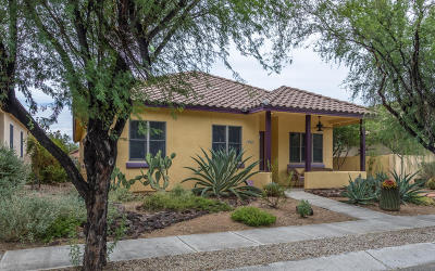Tucson Single Family Home Active Contingent: 10367 E Sixto Molina Lane