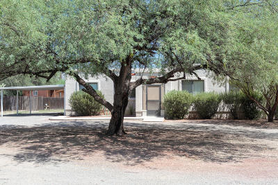 Tucson Single Family Home For Sale: 10740 E Tanque Verde Road