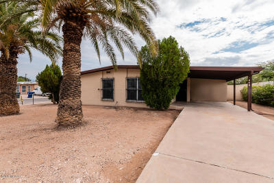 Pima County Single Family Home Active Contingent: 449 W Calle Antonia