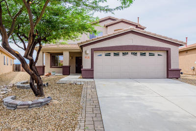 Single Family Home Active Contingent: 10543 S Carla Court