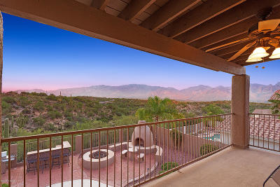 Oro Valley Single Family Home For Sale: 13852 N Bushwacker Place
