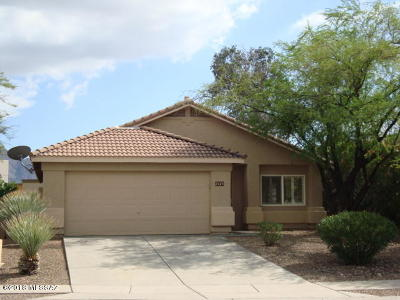 Oro Valley Single Family Home For Sale: 2424 E Mortar Pestle Drive