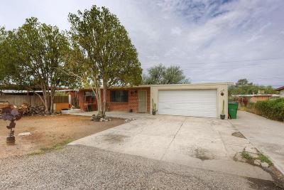 Tucson Single Family Home Active Contingent: 4941 N Plane Avenue