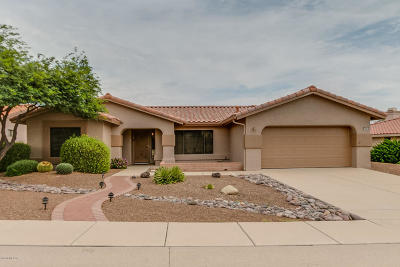 Oro Valley Single Family Home Active Contingent: 949 E Royal Ridge Drive