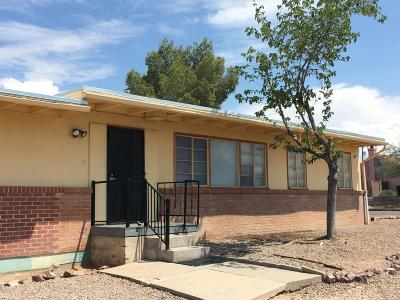 Tucson Single Family Home For Sale: 1610 N 5th Avenue