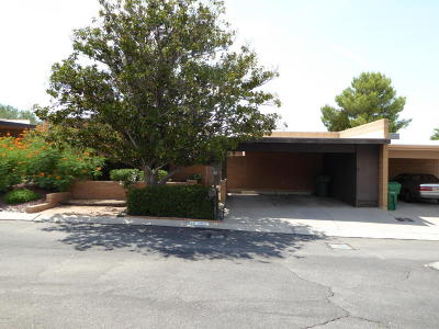 Oro Valley Townhouse Active Contingent: 10067 N Oro Place