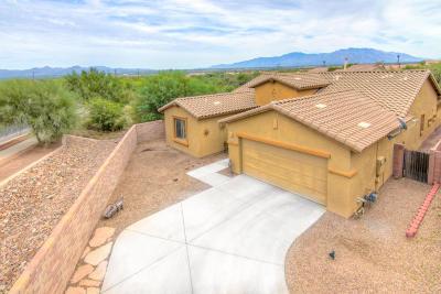 Tucson Single Family Home For Sale: 8168 N Wayward Star Drive