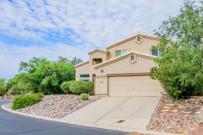 Oro Valley Single Family Home For Sale: 10241 N Wild Turkey Lane