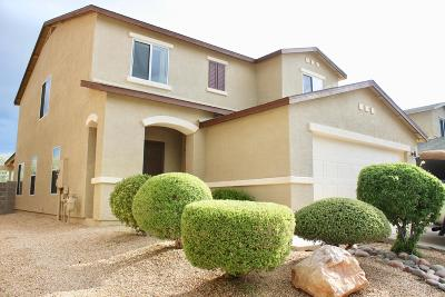 Sahuarita Single Family Home For Sale: 1285 W Camino Mesa Sonorense