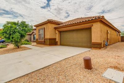 Sahuarita AZ Single Family Home For Sale: $192,500