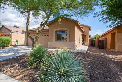 Pima County, Pinal County Single Family Home Active Contingent: 4014 E Stony Meadow Drive