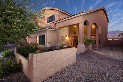 Oro Valley Single Family Home For Sale: 11930 N Verismo Drive