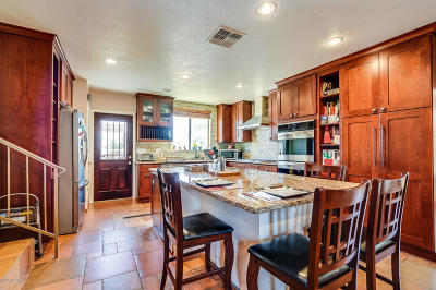 Tucson Single Family Home For Sale: 5500 N Paseo Ventoso