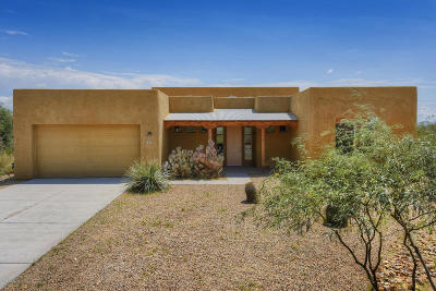 Tucson Single Family Home Active Contingent: 4112 S Tarantula Hawk Place