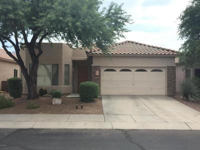 Pima County Single Family Home For Sale: 8898 N Treasure Mountain Drive