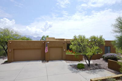 Pima County Single Family Home For Sale: 989 W Dancing Rain Court
