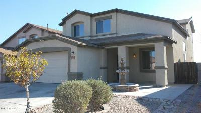 Pima County Single Family Home For Sale: 6969 S Camino Secreto
