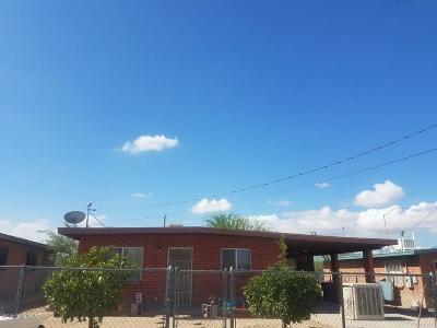 Tucson Single Family Home For Sale: 861 W Calle Progreso