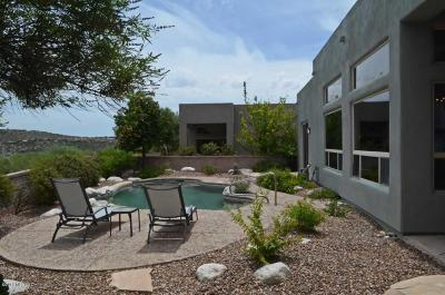 Tucson Single Family Home For Sale: 4874 N Bonita Ridge Avenue #27
