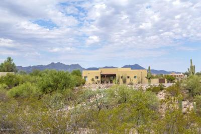 Tucson Single Family Home Active Contingent: 2790 W Placita Sombra Chula