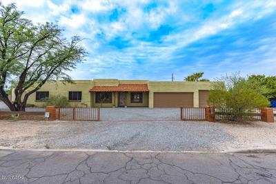 Pima County Single Family Home For Sale: 3231 N Wilson Avenue